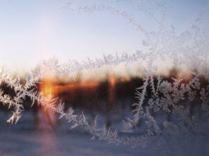 Schnee, Weg, Anna Verena Post